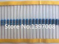 Venta al por mayor, 100 piezas de 30 ohm 1 / 4W 30R Metal Film Resistencia 30ohm 1% 0.25W ROHS -