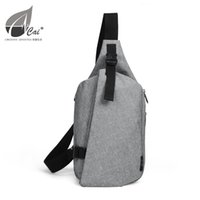 Wholesale Cai HK Unisex Multi functional Casual Style Five Colors Chest Bag Sling Bag for in iPad
