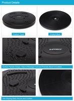 Wholesale mm diameter Body Fitness Massage Waist Twist Areobic Exercise Twist Board Wriggled plate