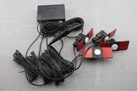 Wholesale Auto parking system original vehicle probes bibi buzzer alarm mini led display car reversing aid parking sensor SW F