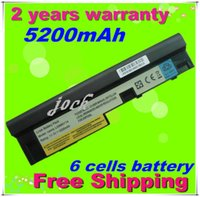 Wholesale laptop battery for Lenovo IdeaPad S100 S10 S205 S110 U160 S100c S205s U165 L09S6Y14 L09M6Y14 cells