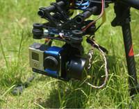 axis mounts - DIY Tarot Gimbal Hanging Hook for Tarot S500 Quadcopter frame FPV Kit RC drones gimbal mount MM Axis