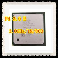 Wholesale P4 E Original Desktop cpu for Intel Pentium e MB GHZ MHz GHZ Socket Desktop Processor