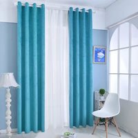 bedroom curtains designs - Home textile light blocking window curtain with heavy Splicing cloth Fadeless blackout and fashionable design Suitable for home
