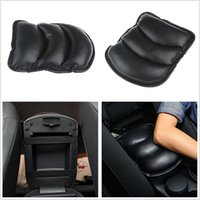 Wholesale Black Car SUV Center Armrest Console Box Soft Pad Cover Cushion Durable Wear Mat