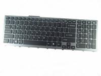 backlit frames - FOR Sony Vaio VPC F VPC F119FC VPC F11 F12 F13 Keyboard US Backlit Frame