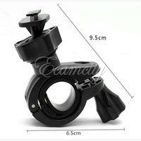 Wholesale 360 Degrees Car Rearview Mirror Bracket Holder Mount for Camera Updated G1W G1WH LS300W DVR Dash Camera Black