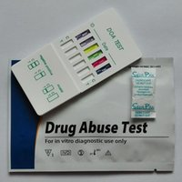 arrival cassettes - New Arrival DOA Test Cassette Six Panel Personal Home Use Self Test Kit FDA Certification Free Ship
