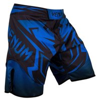 Wholesale 2016 new Man Fight shorts Shadow Hunter man bottoms blue black red