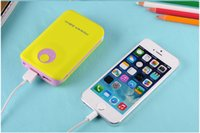 banking technology - 7800 mAh popular model smart charger Smart power display power bank unique technology colorful design excellent texture
