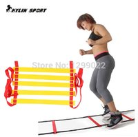 Wholesale a variety of specifications speed ladder the pace of training jump ladder energy ladder The section meters