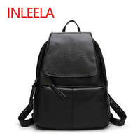 backpack cost - INLEELA Most Cost effective Backpack New Arrival Vintage Women Shoulder Bag Girls Fashion Schoolbag High Quality Women Bag