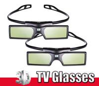 30 vidrios activos del obturador del obturador 3D de Bluetooth de las PC para Samsung Panasonic TV 3D 3D TV 3D VR BOX