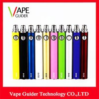 Wholesale Ce5 Vaporizer Kit - High Quality Evod Battery Electronic Cigarettes For MT3 Ce4 Ce5 Vaporizer E cig Kit 650mah 900mah 1100mah E cigarette Battery