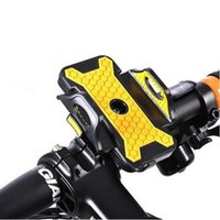 Wholesale Bicycle Accessories Bike Navigation Holder Degree Rotation Holder Clip Stand Bracket Universal Cycling Bicycle Phone Holder