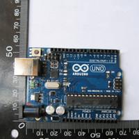 Wholesale Arduino UNO R3 development board ATMEGA328P ATMEGA16U2 USB cable for Arduino Compatible