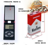 Wholesale g x g Digital Pocket Scale Balance Weight Jewelry Scales gram Cigarette Case scales