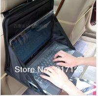 Wholesale pieces Black Portable Car Seat Back Computer Tray Desk Table Black