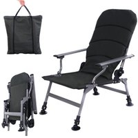 Wholesale Portable Folding Adjustable Fishing Chair Camping Outdoor Carry Bag
