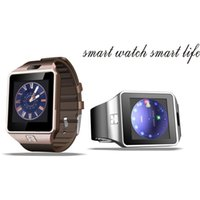 anti dialer - Fashion Designer Smart Watches Bluetooth Dialer Call Reminder Anti loss Technology All Compatible Black Brown Smart Watches DZ09