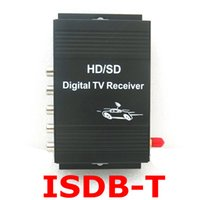 Cheap Mobile Digital TV Tuner Terrestrial Reception Box CAR ISDB-T ONE SEG digital TV TUNER Brazil for Car Lcd Monitor digital freeview