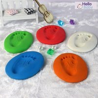 Wholesale 50pcs Clay for Handprints and Footprints EMS