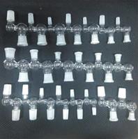 Wholesale mini mm male to mm female mm female to mm female mm male to mm male Drop Down dropdown adapter Glass