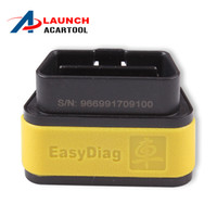auto diag tools - Launch X431 EasyDiag auto diagnostic tool for IOS Android system via Bluetooth OBDII OBD2 Code Reader Easy Diag free ship