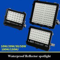 Wholesale Super Bright Led Floodlights W W W W W W Outdoor Garden Flood Lights Landscape lighting AC V CE UL FCC