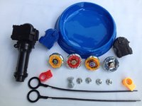 beyblade arena - beyblade set sets beyblades launchers tips bolts grip arena beyblade with arena as children gift