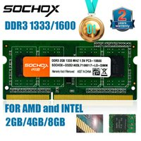 Wholesale 2015 China sales top Brand New Sealed Sochox DDR3 Mhz Mhz GB G GB G GB G for Laptop RAM Memory