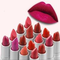 baby balm - Brand Lipstick Makeup Beauty For Women Pink Baby Lips Matt Balm Waterproof Batom Ladies Gift Cosmetic