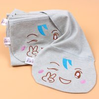 baby clothes napkins - 2016 Baby Bibs Burp Cloths Natural Organic Cotton Sweatbands Napkin With Sharedzilla Sweat Absorbing Towel Baby Clothing C3483