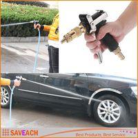 Wholesale Brass Hose High Pressure Water Gun Cleaner Squirt Adapter for Auto Car Vehicle Washing Garden Hose Nozzle Water Gun
