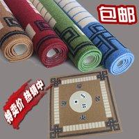 Wholesale High quality mahjong mat home mahjong table color optional cm