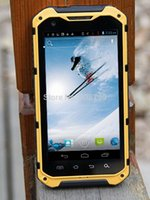 alps outdoor - Alps A9 Android MTK6582 Quad Core GB GB G WCDMA MP Camera Rugged Inch Gorilla Waterproof Outdoor phones