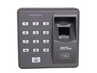 access card printing - Standalone Finger Print Keypad RFID Single Door Controller Finger RFID Card Access Control system X7