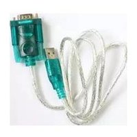 Wholesale HL chip USB To RS232 RS Converter DB9 COM Adapter cable CM