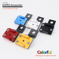 alloy motorcycles aluminum - Hot Products Aluminum Alloy Camera Mount Motorcycle Rearview Mirror Bracket for Go Pro Action Camera Accessories