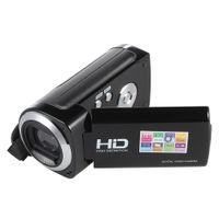 Wholesale TDV quot Mini TFT LCD Screen Digital Video Camcorder Full HD P MP FPS X Digital Zoom Anti shake DV Camera Recorder