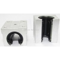 Wholesale 1 Pc SBR12 mm Aluminum Linear Rod Rail Shaft Support CNC Route B00321 SPDH