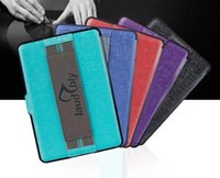 kindle fire hd - The Thinnest and Lightest in Leather Smart Cover for New Kindle Kindle Paperwhite1 Kindle Voyage Case Cover