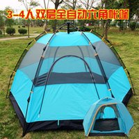 Wholesale All Weather Automatic Instant Dome Tent Outdoor Activities carpa para camping