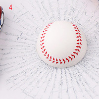 baseball window decal - 10PCS D Funny Car Auto Styling Body Window Self Adhesive Ball Hits Sticker Baseball Tennis Decal CEA_30S