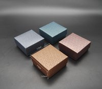 jewellery gift boxes - Small Gift Boxes for Jewelry New Arrival Necklace Earrings Ring Bracelet Box Display Jewellery Accessories Packaging Price