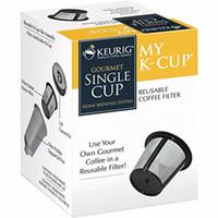 keurig - Keurig My K Cup Replacement Coffee Filter Set fits B30 B40 B50 B60 B70 series
