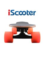 four wheel electric scooter - IScooter Single drive Electric Skateboard Four wheel Skateboard Hover Board Smart Scooter Hoverboard Standing Skateboard LG AH Battery