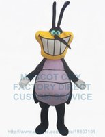 bad dress - the bad cunning mosquito mascot costume adult size cartoon summer mosquito theme anime cosply costumes carnival fancy dress