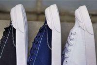 Wholesale 40 Fragment Design All Court SB canvas shoes Zoom All Court CK Black white blue