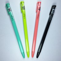 bic pens wholesale - Beautiful Black Viscous Ink Bic Ball Pen Rollerball Pens Uni Ballpoint Pen Plastic Ball Point Writing Mechanisms Tiny mm